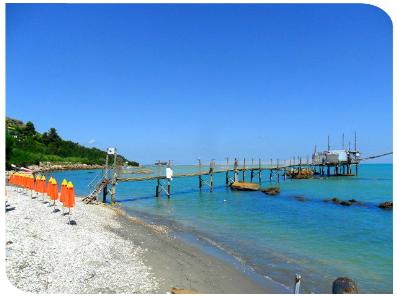 The Trabocco Coast, Fossacesia